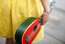 Ukulele / Naturaly is the way I use to reach the zenith of my expresion. / by Damian Edye
