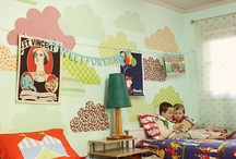 home | kid rooms / ideas for the kids' rooms and the family room (play room) / by Lorene (just Lu)