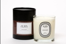 Sandalwood Home Fragrance / a warm and exotic blend of tangerine, vanilla, sandalwood, musk and amber