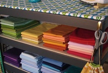home | craft room / ideas for the best room in the house -- my CRAFT ROOM!!!  / by Lorene (just Lu)