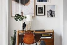 CREATIVE CAVE | Office Styling / office spaces, mood boards and inspiration to get creativity flowing!