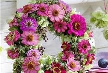 Wreath around