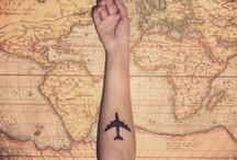 Tattoos / by Skye Maytum