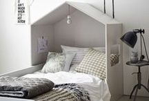 Home/Kids / Kid's room ideas, girls room, toddler and baby sharing a room, two kids one room ideas, boys room ideas, bunk beds.