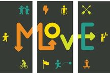 Orange: MOVE Summer XP / by Leslie Galema