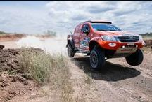 Dakar 2016: Toyota Zarate tests with Overdrive racing