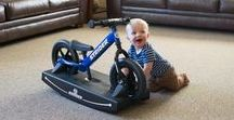 Strider Baby Bundle / A Baby Who Rocks Becomes a Toddler Who Rides!
