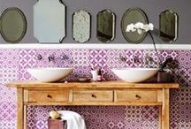 Happy Home - Bathrooms / by Kelly Maron Horvath
