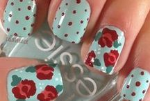 Nails / Nail Art and more / by Lindsy Carranza