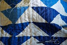 Quilts / Patterns, colors, fabrics, compositions-- all kinds of quiltspiration.