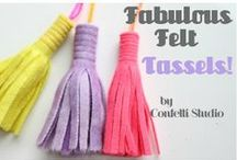 Felt and sewing projects / by Ruby {GUBlife}