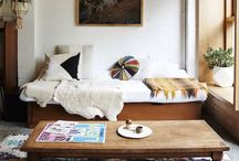 Home: Living Spaces / Beautiful living room design, decor, or styling. For my someday dream home.