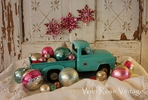 Merry and Bright / Lots of retro christmas fun!
