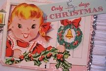Vintage Christmas Cool / Vintage Christmas inspiration