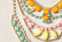 accessories / Pretty adornments , just my style....