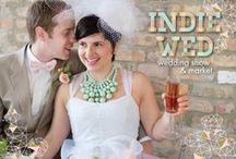 Indie Wed Blog / by Kelly Maron Horvath