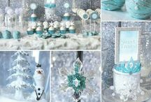 Disney Wedding - Frozen Winter Wonderland / Sparkle & Shine