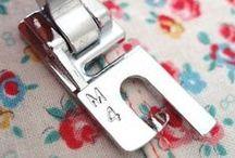Sewing... / by Amy Bounou