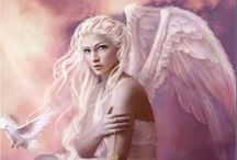 Angels and Fairies  / by Amy Bounou