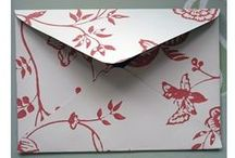 Cards, Envelopes and Bags / Inspiration, ideas and tutorials for bags, cards and envelopes. / by Lindsy Carranza