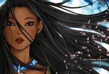 Pocahontas / by Amy Bounou