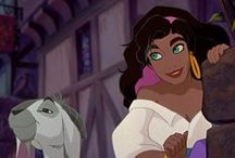 Esmeralda / by Amy Bounou