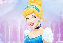 Cinderella / by Amy Bounou
