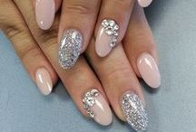 Fancy Nails / by Amy Bounou