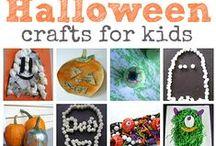 Halloween Crafts / #crafts #pinecones #decorations #halloween