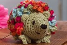 Amigurumi / by Mary Goutermont Standard