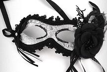 Masquarade / Someday I'll have my very own fairytale birthday. ^_^ Someday.... / by Sara Marshall