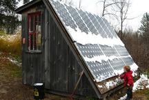 Solar Wind Renewable Passive Green Energy / Solar, Wind, Hydro, Renewable, Passive Green Energy, Sustainable...
