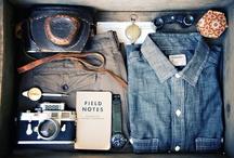 Fashion Files: Him / Inspiring men's fashion.
