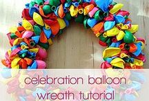 Wreaths & Garland / Inspiration, ideas and tutorials for wreaths and garland.  / by Lindsy Carranza