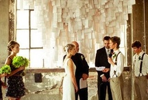 Weddings - Backdrops / by Kelly Maron Horvath