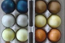 Spring/ Easter / Decorating ideas for Easter and the arrival of spring.