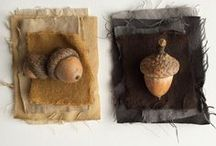 Natural Dyes / Natural and botanical dyes from seeds, weeds, trees, flowers, and food scraps.