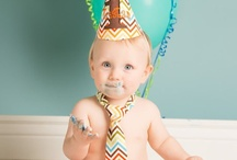 First Birthday / by Krista Jackson