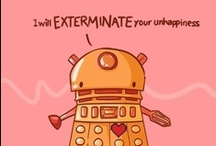 Doctor Who / All things Whovian and such. The eleventh is my Doctor. <3 / by Sara Marshall