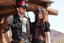 Steampunk / I love the style and look of Steampunk apparel.  / by Sara Marshall
