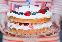 Patriotism  / 4th of July Flag Waving Inspiration / by Adriana Silva
