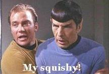Star Trek / SO MUCH SASS!!! / by Sara Marshall