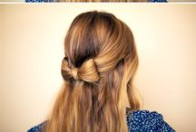 Hair / Hair, hair, hair, more hair... Inspirations for cuts and updos!