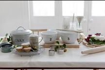 Love To Bake! / Be sure to bake in style with these Garden Trading baking products.