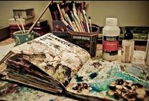 Journaling / Journaling, smashbooks, art journals and inspiration.  / by Lindsy Carranza