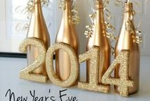 New Years / Decor and more for New Year's. / by Lindsy Carranza