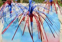 Fourth of July & Summer / 4th of July and summer decor and more / by Lindsy Carranza