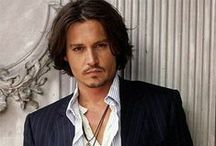 Johnny Depp / by Mary Goutermont Standard