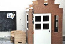 Playrooms / Inspired playrooms and crafty kid spaces.