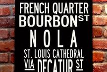 NOLA / by Shannon McDowell